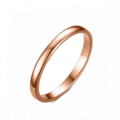 Personalized Thin Band Engraved Ring