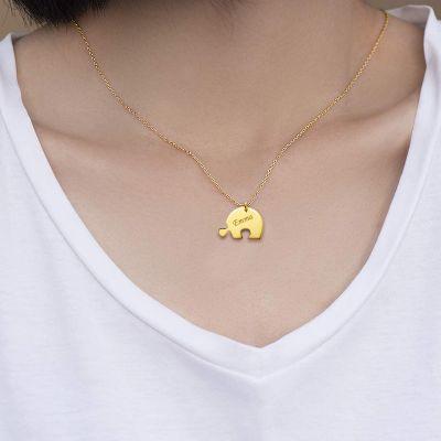 "Puzzle Piece Friendship Necklace Heart 3 Pieces Adjustable 16""-20"""