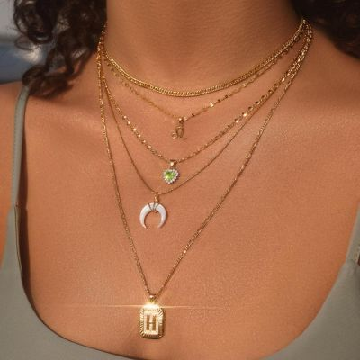 "Zodiac Sign Necklace Adjustable 16""-20"""