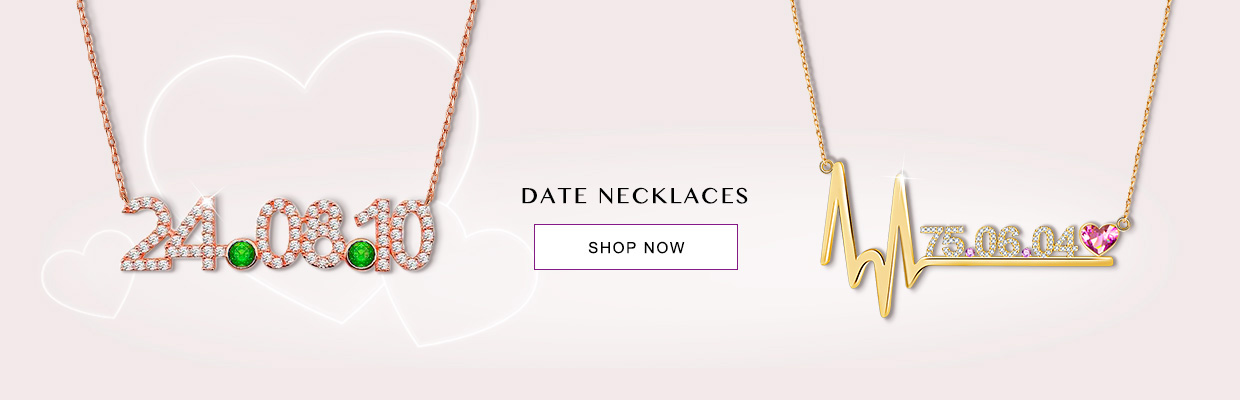 date Necklaces